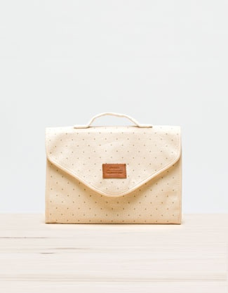 oysho Spotted cosmetics bag