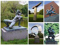 Skulpturer i Odense