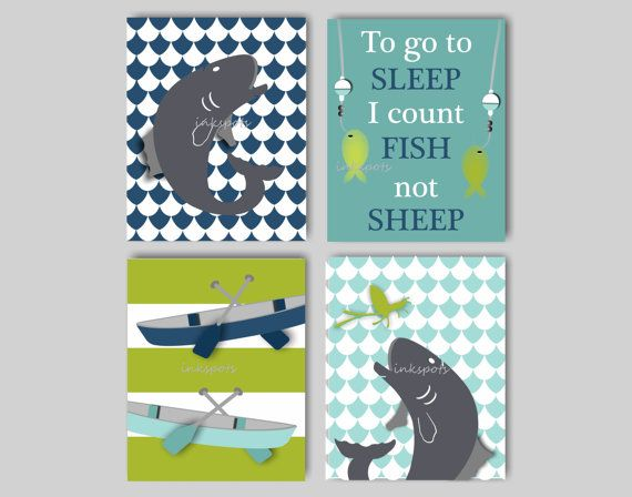 Hey, I found this really awesome Etsy listing at https://www.etsy.com/listing/228091014/baby-boy-nursery-art-fly-fishing-nursery