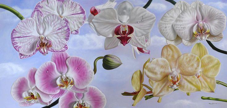 #Orquídeas #ArteBortot #GaleríaBortot #ExpoArtistas