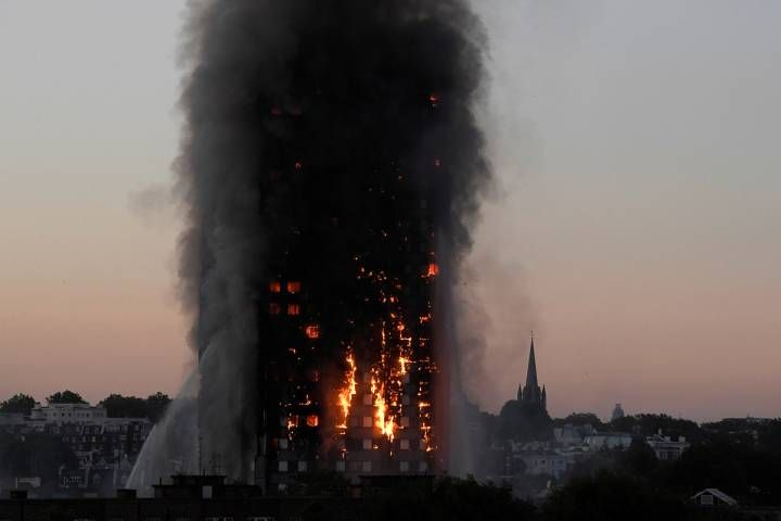 awesome Canadian News - London tower fire: British government sends in taskforce - National #News in #Canada