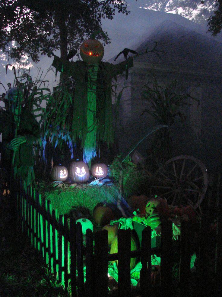 761 Best Halloween Outdoor Decor Images On Pinterest