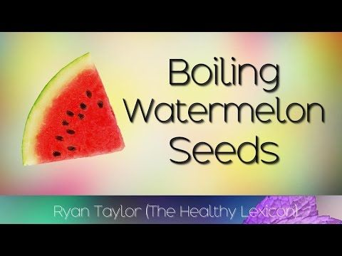 Watermelon seeds contain dietary fiber essential for the normal operation of the…