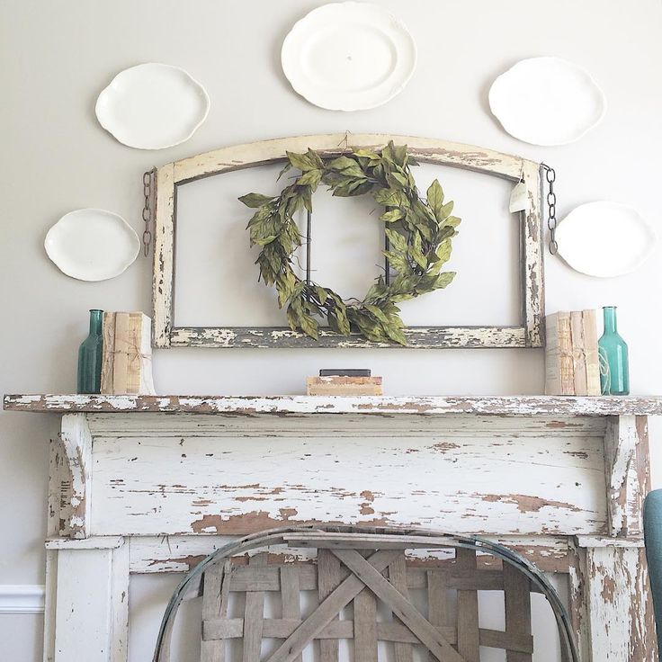 17 best ideas about antique booth design on pinterest for Mantel display ideas