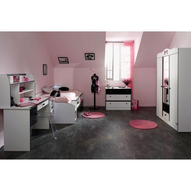 die besten 17 ideen zu m dchen schreibtisch auf pinterest. Black Bedroom Furniture Sets. Home Design Ideas