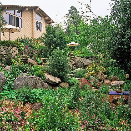 Atlanta Landscaping Portfolio: 17 Best Images About Landscaping- Steep Embankment On