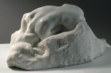 Danaïd- Auguste Rodin