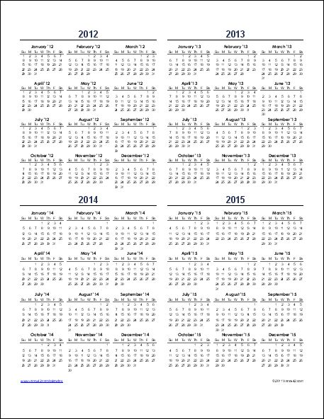 Best 25+ Yearly Calendar Template Ideas On Pinterest | Free