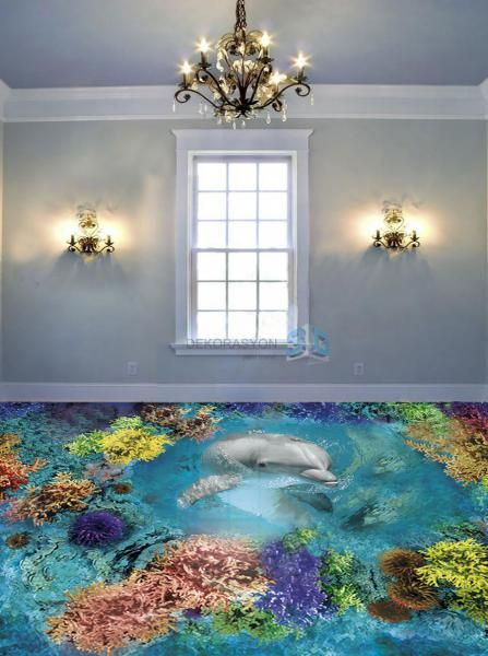 17 best images about liquid 3d floor wall murals on for Floor 3d painting