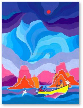 Ted Harrison | Island Art Publishers