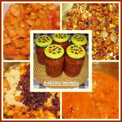 Indické meruňkové čatní | Babčiny recepty