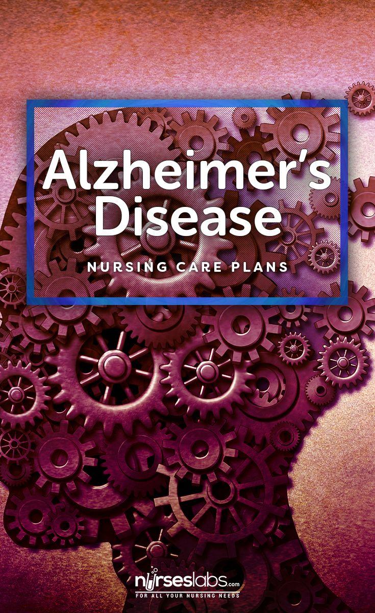 13+ Alzheimer's Disease Nursing Care Plans