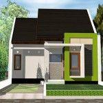 contoh koleksi gambar rumah terbaru berbagai tipe dan ukuran yang menarik dan cantik dilihat dari tampak depan sederhana dan juga minimalis yang nyaman