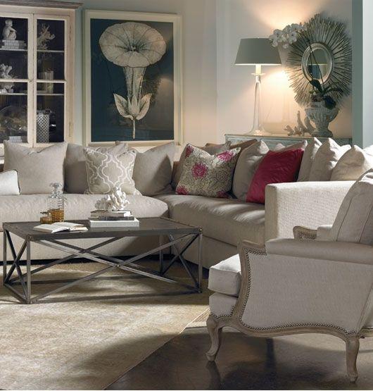 56 best Lillian August Living Rooms images on Pinterest