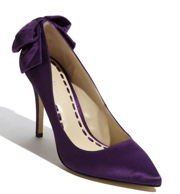 Evening Shoes for Less - Top Picks for 2011: Classic Satin Pumps - Enzo Angiolini 'Martini'