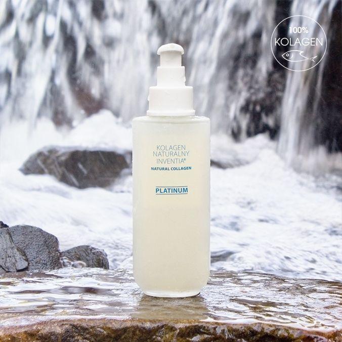 Kolagen PLATINUM 200ml. 100% naturalnego kolagenu dla Twojego zdrowia i urody. Zobacz więcej na: http://sklep.icolway.eu/pl/13-platinum-200ml.html