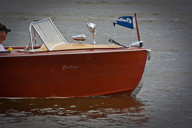 Century boats! A must have in the boathouse:)