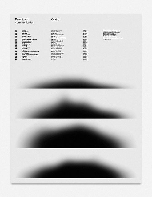Poster for Downtown Communication — Cuatro