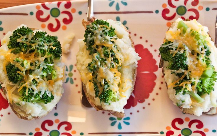 Twice Baked Potatoes Recipe!