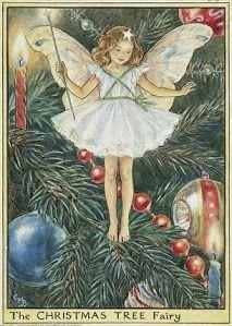 The Christmas Tree Fairy, Cicely Mary Barker
