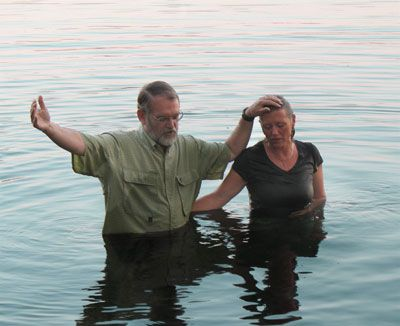 Adaption & Change: Being able to always perform a Baptism goes to show just how much the Church understands adaption.