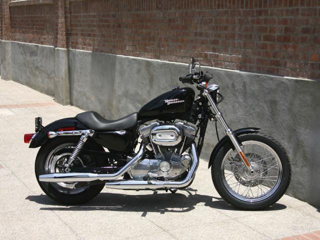 Latest Bykes: Harley Davidson Sportster 883