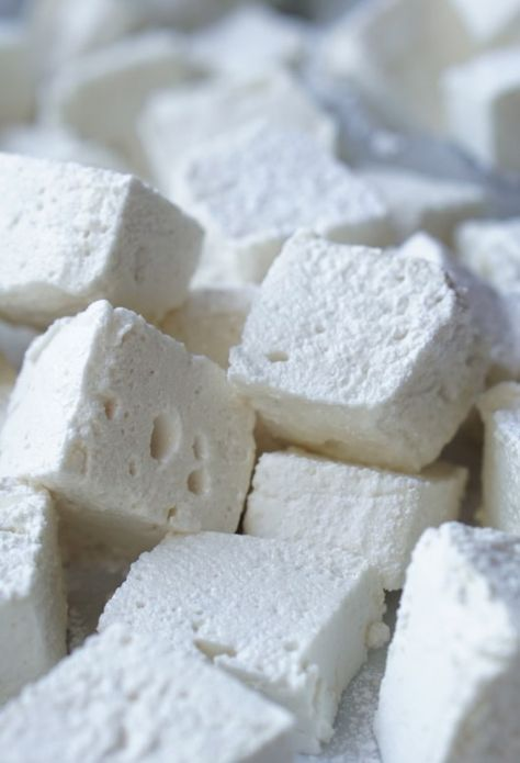 A recipe for the healthy, high in protein, all-natural, low sugar and low calorie Marshmallows that are fluffy, airy, sweet and super-indulgent! Just like the Marshmallows should be!
