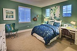 Beautifully decorated model homes are available to view now in Monterey County. Check out this room in the Lexington plan at East Garrison!