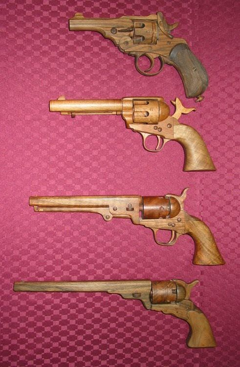 Wooden Toy Gun Patterns Woodworking Projects Amp Plans