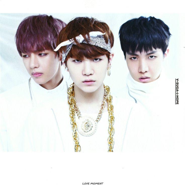 O!RUL8,2 방탄소년단 #Suga #Jhope #V ♡