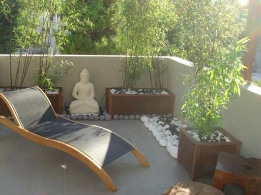 Google image result for for Balcony zen garden ideas
