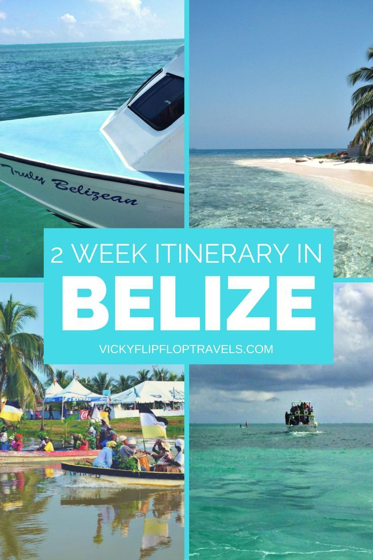 Belize is the perfect size for you to make a good effort at seeing everything the island has to offer in two weeks. Plus a two week vacation in Belize is also a much better idea for your budget than three… Check out our 2 Week Travel Itinerary for Belize to find all the amazing things there are to do in Belize.