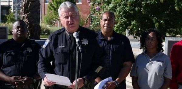 Tulsa, Oklahoma Police Chief Chuck Jordan apologized on Saturday for the Tulsa Police Department's inaction during the 1921 race riot.  http://breakingbrown.com/2013/09/oklahoma-police-chief-apologizes-for-1921-attack-on-black-wall-street/