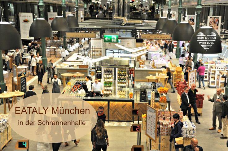 Im italienischen Himmer: Eataly in München