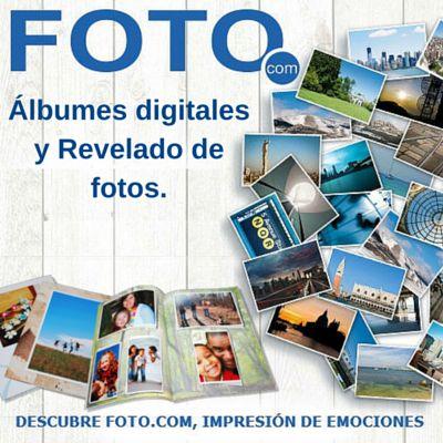 #Impresión digital de #Álbumes fotográficos y #Revelado de fotos. La mejor calidad y precio http://es.foto.com/