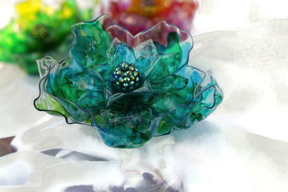 Hey, I found this really awesome Etsy listing at https://www.etsy.com/listing/175922831/upcycled-plastic-bottle-napkin-ring