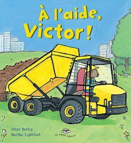 Victor le castor travaille sur des chantiers. De nombreuses tâches sont à accomplir afin de construire des bâtiments solides. Mais Victor ne peut rien faire tout seul, il a besoin de son ami le camion-benne. Aujourd'hui, les deux amis aident à bâtir un nouvel hôtel de ville. Mais une grosse averse se met à tomber, et la rivière menace de déborder. Victor et son camion-benne réussiront-ils à empêcher que la ville soit inondée ?