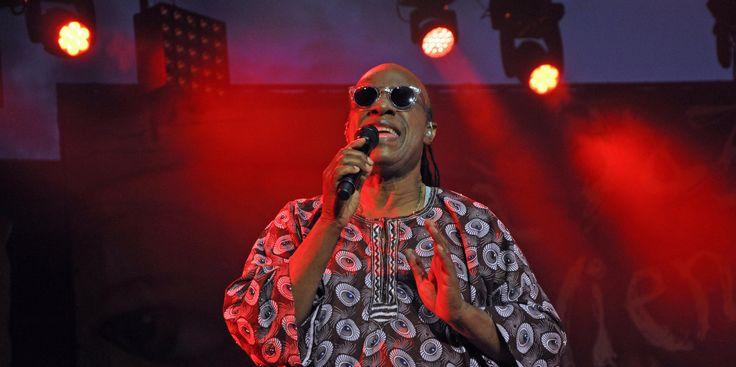 Jazz à Vienne : un concert magique de Stevie Wonder en extra night