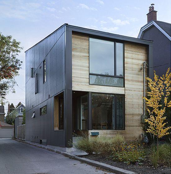 private house, architecture,modern, toronto