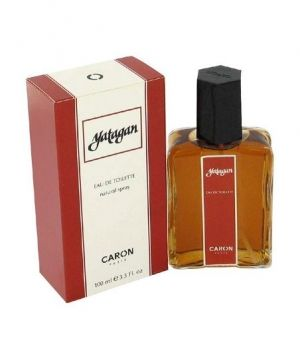 Yatagan by Caron is an aromatic, green, herbal, spicy Oriental Woody fragrance with lavender, galbanum, basil, pine, watercress and mint in the top. Artemisia, oak, oakmoss and patchouli in the middle. Musk, castoreum, woody notes and incense in the base. - Fragrantica