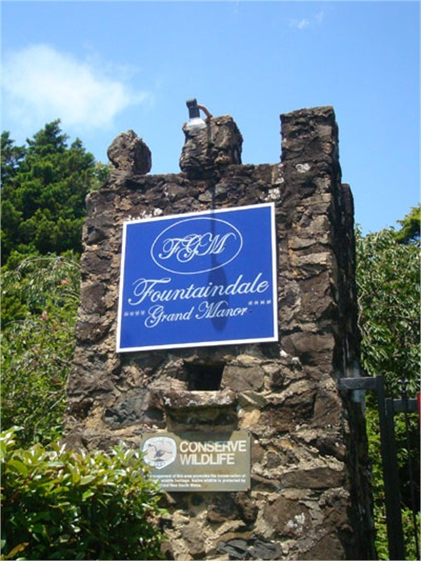 Fountaindale Grand Manor