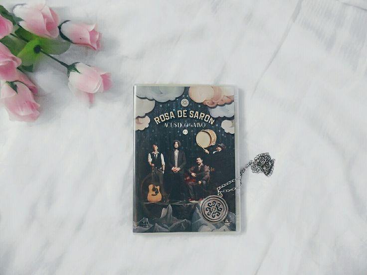 Rosa de Saron - Feed Clean Instagram - @tatyramos14