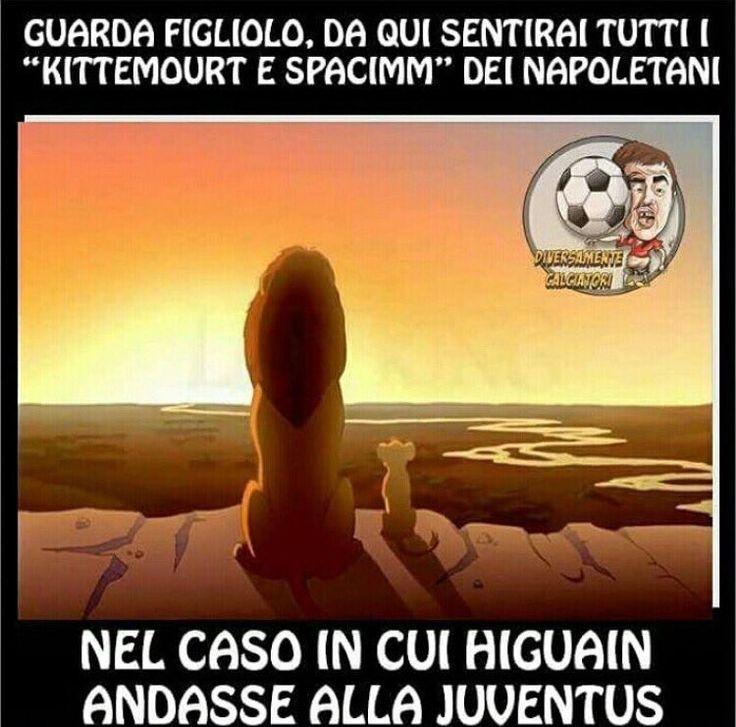 Higuain alla Juventus