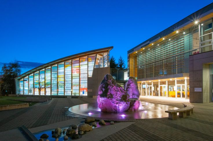 West Vancouver Community and Aquatic Centre #blurrdMEDIA #Architecture #Photography
