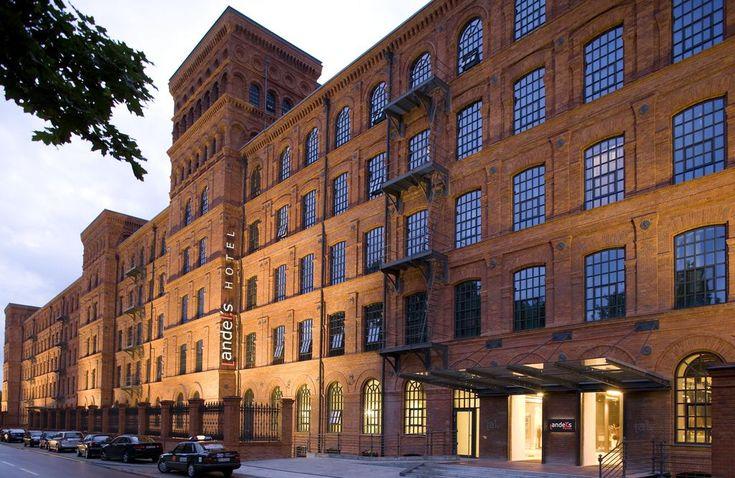 Booking.com: Hotele andel's by Vienna House Lodz , Łódź, Polska  - 1834 Opinie Gości . Zarezerwuj hotel już teraz!