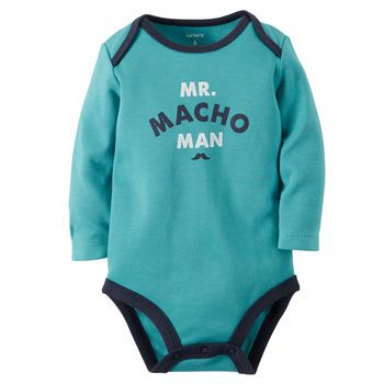 Macho Man Bodysuit