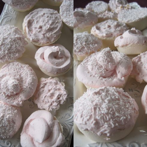 DIY Cupcake Bath Bombs with Whipped Soap Icing