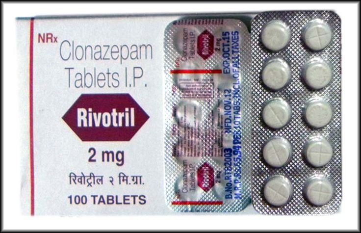 Rivotril & Klonopin is an awesome #medication used for the #treatment of #epilepsy and epileptic #seizures. #healthcare #doctors #health