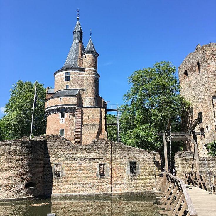 Tour Wijk bij Duurstede #hometown #castle