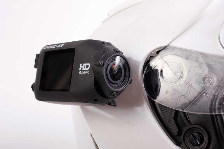 La #DriftGhostS es la #cámara con más diseño del mercado y cuenta con unas increíbles especificaciones, conocela en http://bit.ly/Ghost-S. #LiveOutsideTheBox!